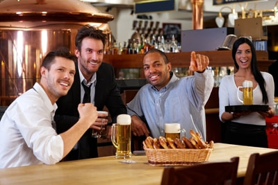 Bar and Lounge in Italian restaurant for sale in St. Louis missouri